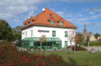 Unser Hotel - Hotel Landsberg